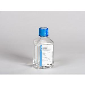 Medio de cultivo RPMI 1640 sin sojo fenol, bicarbonato ni glutamina, 10 l