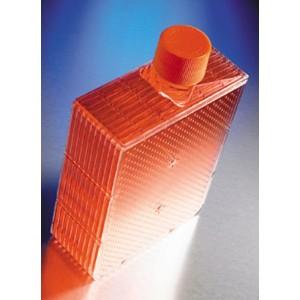 HYPERflask para cultivo con superficie CellBIND de 1720 cm², estéril, con código barras, 24 Uds.