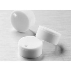 Cubretapones para crioviales, polipropileno, blanco, 500 Uds.