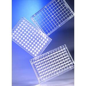 HTS Transwell, Soporte permeable 96 pocillos, membrana de policarbonato, poro 0.4µm, estéril, 5 Uds.