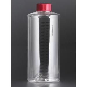 CellBIND,Botellas Roller de poliestireno, 850cm² área crecimiento, tapón ventilado Easy Grip, 40 Uds.