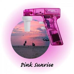Pipeteador PIPETBOY acu 2, Pink Sunrise , soporte de pared, adaptador de red, filtro estéril, batería