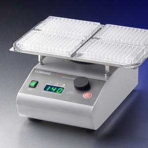 Agitador digital de microplacas Corning LSE, 230V y enchufe europeo