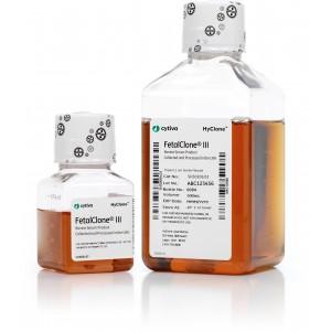 Suero fetal, clon III, inactivado por calor, 1 botella de 100ml