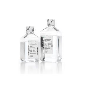 PBS, 1X, 0.0067M PO4, sin calcio, magnesio, o phenol red, 6 botellas de 500mL