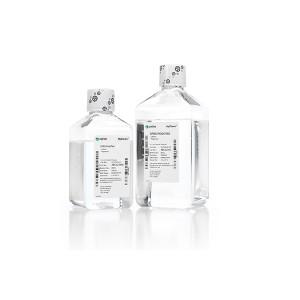 DPBS, 1X, Dulbecco's Phosphate Buffered Saline, con calcio, y magnesio, sin phenol red, 6 botellas de 500mL