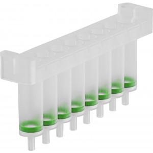 Kit de extracción de ADN genómico de tejido y células NucleoSpin 8 Tissue, formato de tiras, 60 tiras de 8