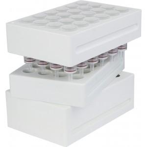 Set de inicio para procesar columnas NucleoSpin Midi L por vacío en NucleoVac 96 Vacuum Manifold o similares