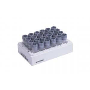 Tubos 6ml, no codificados de Tapones de rosca, en bulk, 4 bolsas de 480 tubos