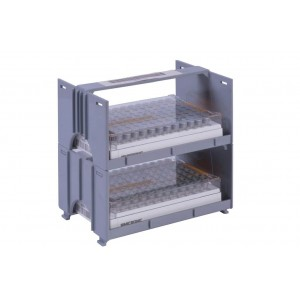 Rack de congelador, vertical, modular, 10 racks