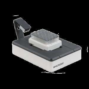 Pack de lector de racks Micronic DR505 y lector de código de barras lateral