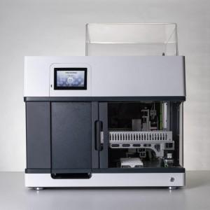 Manipulador de tubos HT700 (toma del tubo, poscionamiento y lectura 2D)