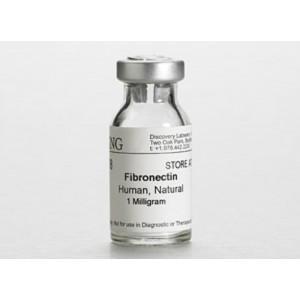 Matriz extracelular de fibronectina, humana, liofilizada, 1 botella de 1 mg