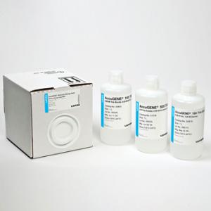 Reactivo para biología molecular AccuGENE MOPS 10X, 1 botella de 1 l