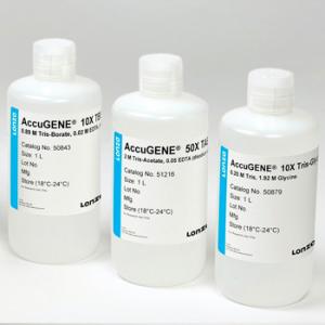 Reactivo para biología molecular AccuGENE PBS 10X, 1 botella de 1 l