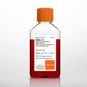 Medio DMEM con 4,5 g_l de glucosa, L-glutamina, sin piruvato sódico, 6 x 500 ml