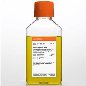 SFM - Medio de cultivo Insectagro® DS2 libre de suero y proteínas, sin L-glutamina, 6 x 500 ml