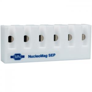 NucleoMag SEP: Separador magnético de 12 posiciones para tubos de 1,5-2 ml para sistemas de purificación NucleoMag