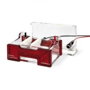 Cubeta de electroforesis Compact S para Gel 8.2 x 10.5 cm