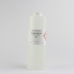 Tampón de electroforesis Tris-Glicina-SDS, 10X, 1 botella de 500ml