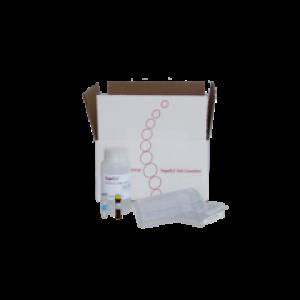 Bandeja de gel de agarosa, 0.75_, ELF, marcador 40, 1 paquete de 10 unidades