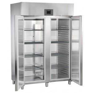 Armario frigorífico ventilado profesional,1427 litros de acero inoxidable con gas R-290, 350 W