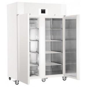 Armario congelador ventilado para laboratorio de uso profesional, 1427 litros, color blanco con gas R-290 (-10ºC_-26ºC)