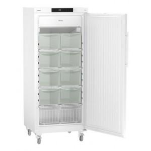 Congelador ventilado y estático para laboratorio Mediline Atex 95, 337 litros, color blanco (-9ºC_-35ºC)