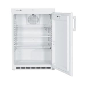 Armario frigorífico ventilado para laboratorio Atex 95, 180-160 litros, color blanco con cerradura (+3ºC_+16ºC)