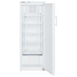Armario frigorífico ventilado para laboratorio Atex 95, 333-307 litros, color blanco con cerradura (+3ºC_+16ºC)
