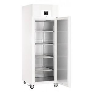 Armario frigorífico ventilado para laboratorio de uso profesional, 601 litros, color blanco con gas R-290 (-2ºC_+16ºC)