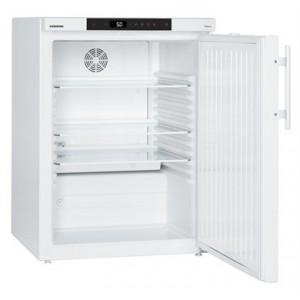 Frigorífico ventilado para laboratorio Mediline Atex 95, 130 litros, color blanco con cerradura (+3ºC_+16ºC)