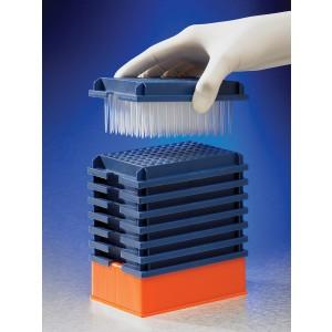 Puntas robóticas 200µl para Tecan, transparente, sin filtro, estéril,4.800Uds.