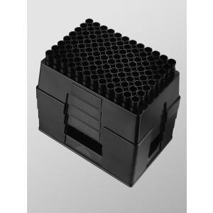 Puntas robóticas 10µl para Hamilton,detección de nivel de líquido,sin filtro,racks aniadados,4Racks_Pack, 30Packs_Caja