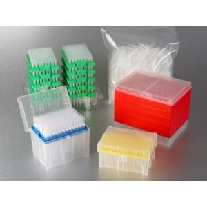 Puntas de pipeta alargadas MultiRack de 1000 ul en rack, 768_pack, 5 packs_caja