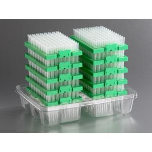 Puntas de pipeta MultiRack de 300 µl en sistema de recarga, 960_pack, 4 packs