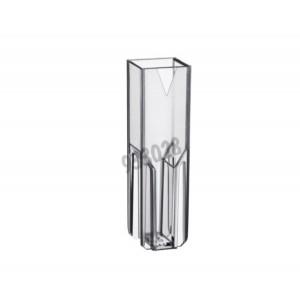 CUBETA SEMI-MICRO 3000µl 300 A 900nm EPPENDORF x1000