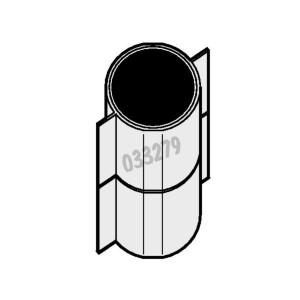 ADAPTADOR PARA 1 TUBO 180-250ml x 2