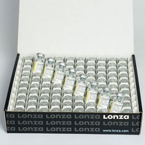 Test Detección Endotoxinas Pyrogent Gel Clot LAL Assay, en bulk, 0,25 EU_ ml, 1 kit de 5000 tests