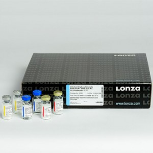 Test Detección Endotoxinas turbidimetrico Kinetic Pyrogent 5000, 1 kit de 2250 test
