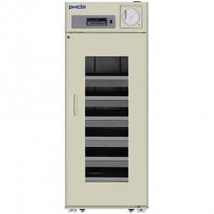 Refrigerador vertical banco sangre 660 L (4°C ±15°C)
