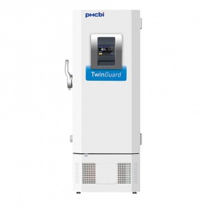 Ultracongelador vertical 360 L  (-80°C  a -86 °C) TwinGuard ULT