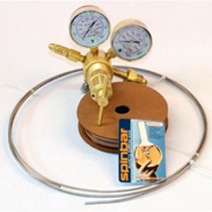 Kit de empaquetamiento de columnas, Incluye: reguladot HPREG, tubo TBNG10, capilar CAP-75, y barra agitadora STRB5X2