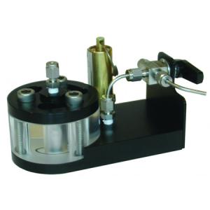 Sistema de preparación de capilares Pressure Injection Cell Clear, incluye FRITKIT, llave hexagonal y 10 casquillos