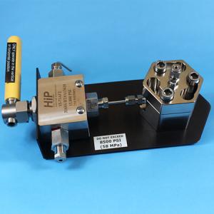 Sistema de preparación de capilares Pressure Injection Cell, incluye FRITKIT, llave hexagonal y 10 casquillos