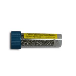 Beads de acero inoxidable para Homogeneización, libre de ARNasa, 1,6mm, 1 pack