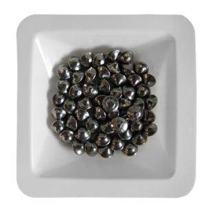 Beads de acero inoxidable para Homogeneización, UFO, 3,5mm, 1 pack