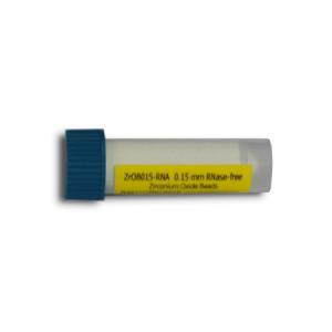 Beads de oxido de circonio, 0,15mm, libre de ARNasa, 1 pack