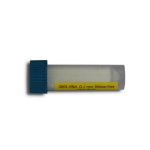 Beads de oxido de circonio, 1,0mm, libre de ARNasa, 1 pack
