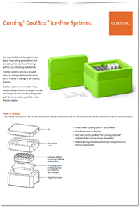 Coolbox-Corning